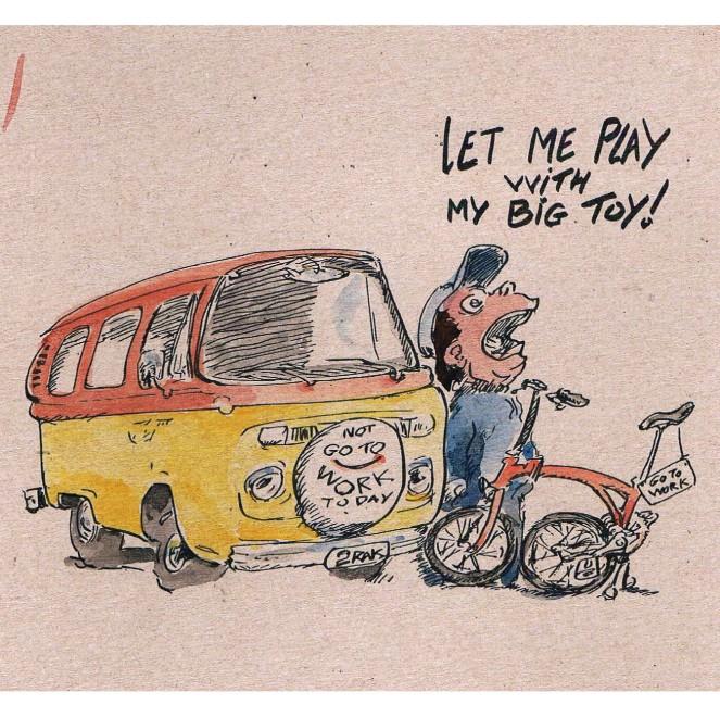 let bus color
